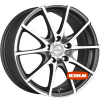 Racing Wheels H-490 R15 4x100 j6.5 ET40 DIA67.1 DDN-F/P