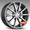 Купить диски Racing Wheels H-536 R16 4x114.3 j7.0 ET40 DIA73.1 DDN-F/P