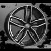 Купить диски Replay Audi (A102) R20 5x112 j9.0 ET33 DIA66.6 BKF