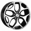 Купить диски Replay Subaru (SB22) R17 5x100 j7.0 ET48 DIA56.1 BKF