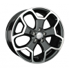 Купить диски Replay Subaru (SB23) R17 5x100 j7.0 ET48 DIA56.1 BKF
