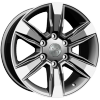 Купить диски Replay Toyota (TY202) R17 6x139.7 j7.5 ET25 DIA106.1 GMF