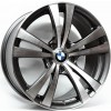 Купить диски Replay BMW (B92) R17 5x120 j7.5 ET32 DIA72.6 BKF
