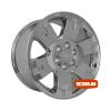 Купить диски Replica GMC (GM03) R20 6x139.7 j8.5 ET31 DIA78.1 Chrome