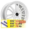 Купить диски Yokatta Rays YA1006 R17 5x114.3 j7.0 ET38 DIA73.1 W