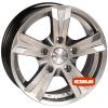 Купить диски ZW 660 R16 5x139.7 j6.5 ET40 DIA110.5 silver