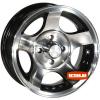 Купить диски ZW 689 R13 4x98 j5.5 ET0 DIA58.6 BP