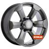 Купить диски ZW 7380 R18 6x139.7 j7.5 ET25 DIA110.1 HB-B