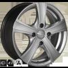 Купить диски ZW 9504 R15 5x114.3 j6.0 ET43 DIA66.1 SL