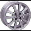 Купить диски ZW BK104 R15 4x100 j6.5 ET40 DIA54.1 silver
