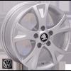 Купить диски ZW BK178 R15 5x112 j6.0 ET47 DIA57.1 silver