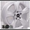 Купить диски ZW BK668 R16 5x114.3 j7.0 ET40 DIA67.1 silver