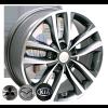 Купить диски ZW BK846 R18 5x114.3 j7.5 ET40 DIA67.1 GP